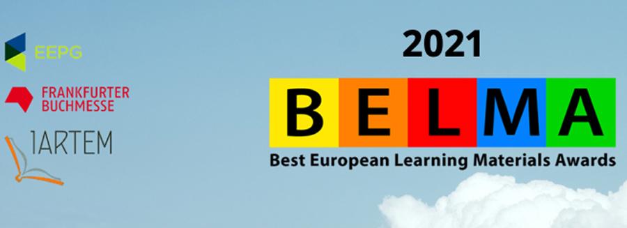 Best European Learning Materials Award (BELMA) – 2021