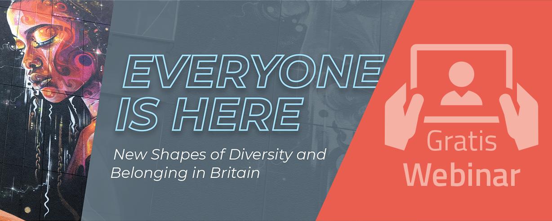 Gratis WEBINAR: Britisk multikulturel litteratur