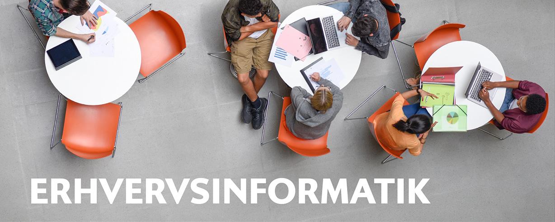 Besøg de nye caseopgaver om SPORT 24 til Erhvervsinformatik