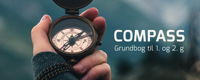 Compass er lige på trapperne