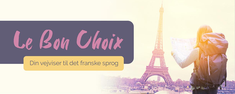 Flowcharts og fransk grammatik?